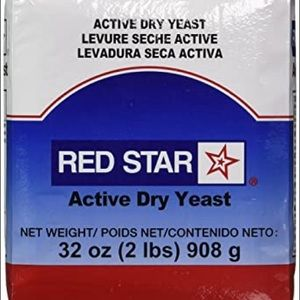 Red star dry yeast 2lb pack